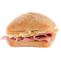 York Deli Ham, Eggs & Cheese