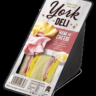 York Deli Ham&Cheese