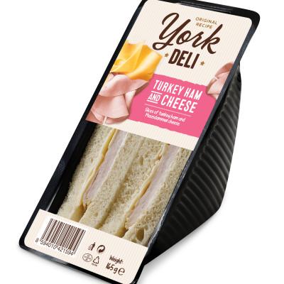 Turkey Ham & Cheese