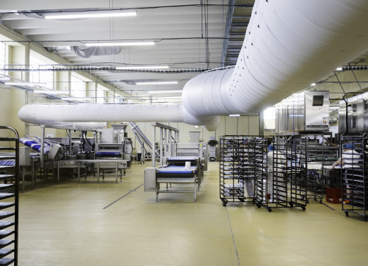 A THREEFOLD EXPANSION OF PRODUCTION AND PREPARATION OF A PRODUCTION PLANT IN RUSSIA