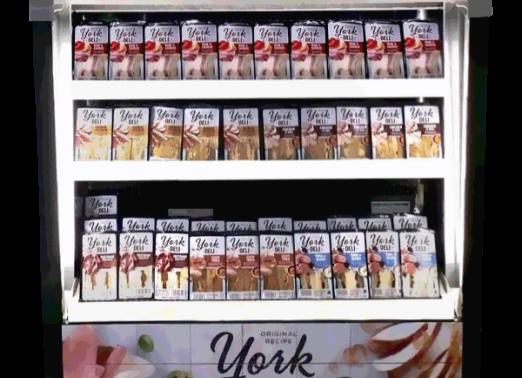 Im November 2015 ist York Deli in den polnischen Markt eingetreten