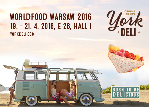 Thank you for your pleasant visit in WorldFood Warsaw