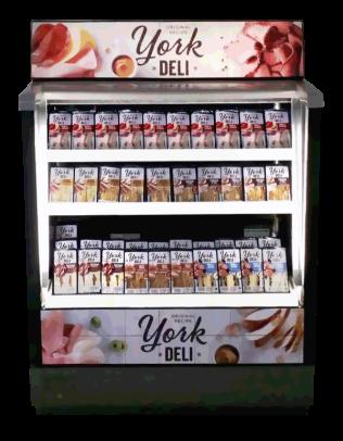 York Deli Refrigerator