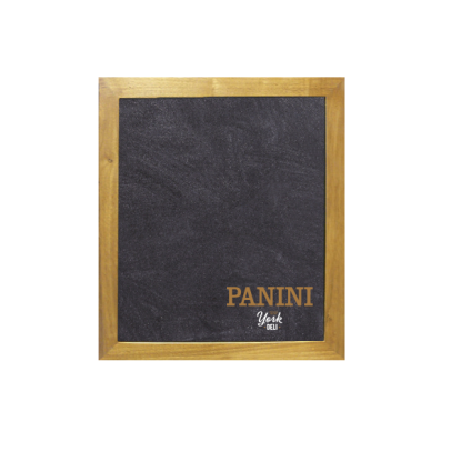 Panini Wooden blackboard