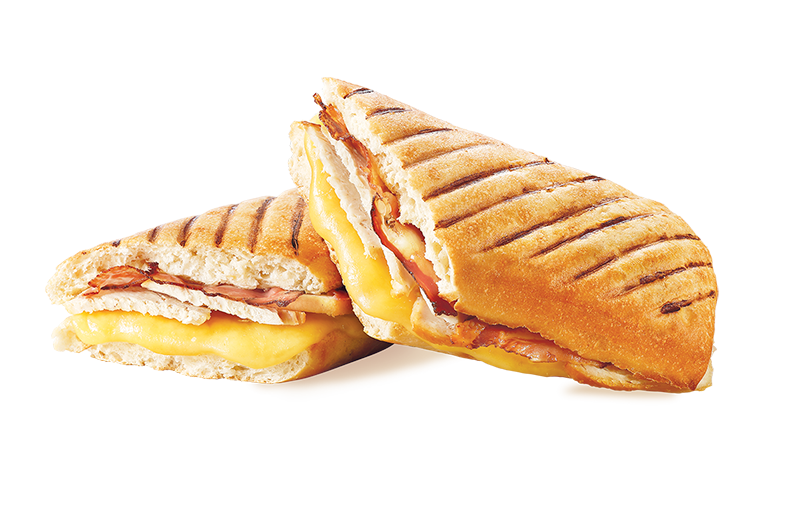 Panini Chicken & Bacon