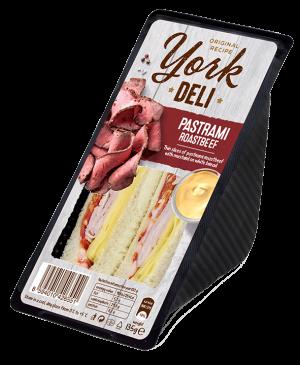 York Deli Pastrami