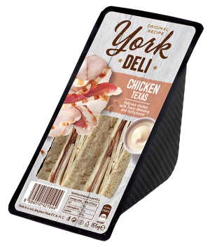 York Deli Chicken Texas