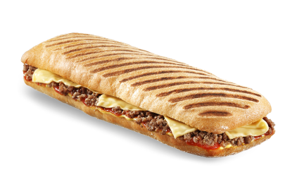 Panini Americana Beef&Cheddar