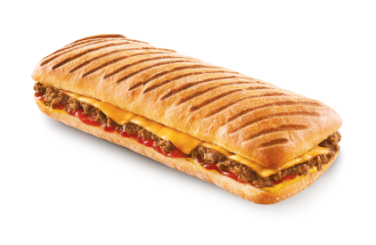 panini Americana Beef & Cheddar