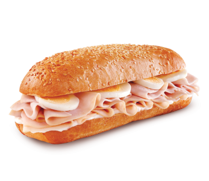 York Deli Ham & Cheese