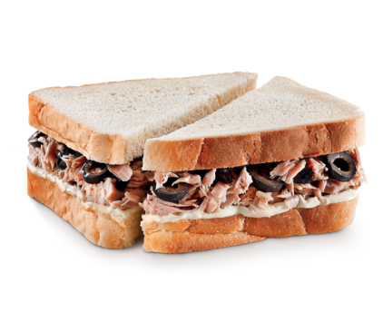 York Deli Tuna & Olives