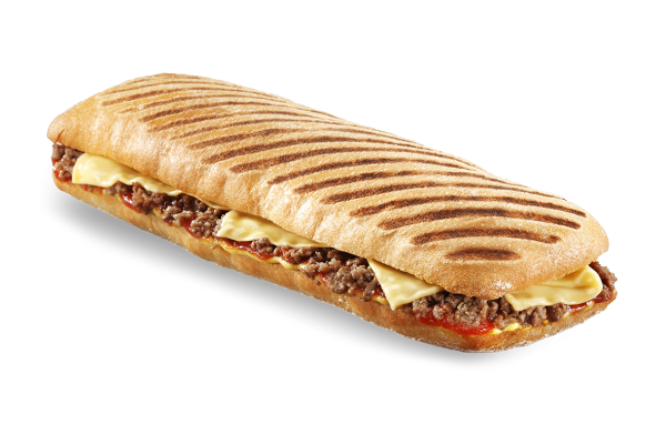 Panini Italissimo Americana Beef & Cheddar
