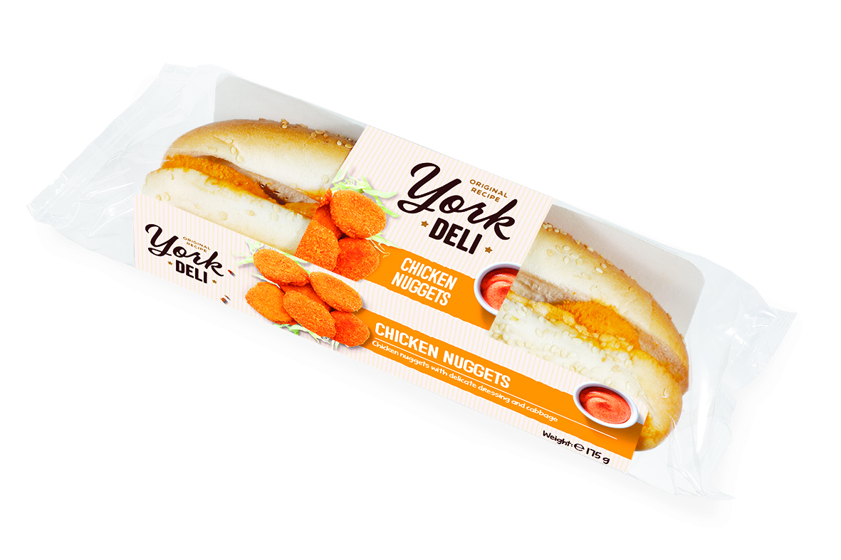 york deli chicken nuggets